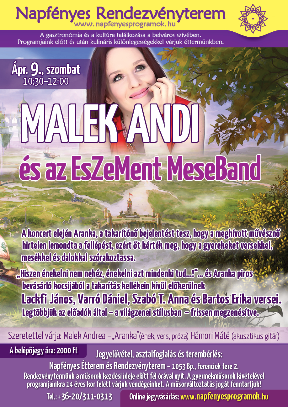 Malek Andrea+ A4 01