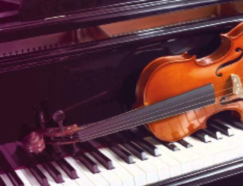 Örömzene klasszikusokkal – Újévi koncert