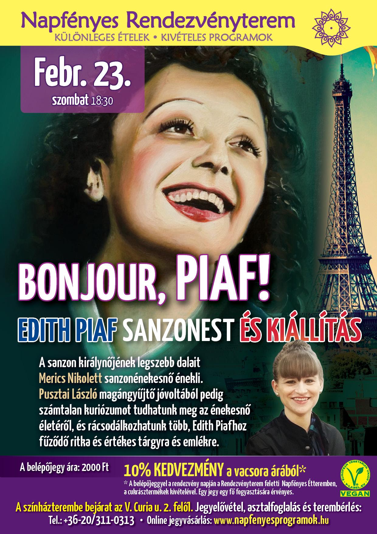 Piaf A4