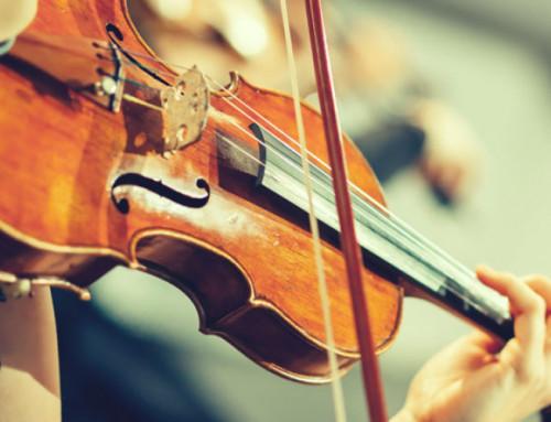 Zenefürdő Bach muzsikára