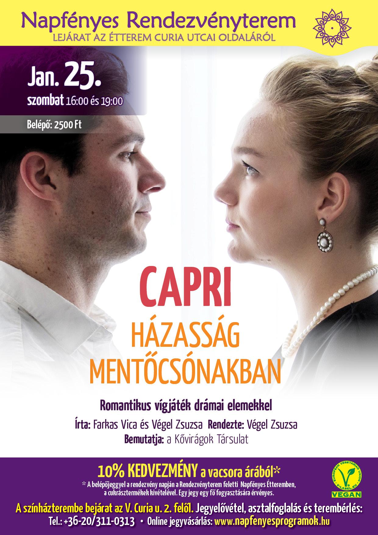 Capri A4