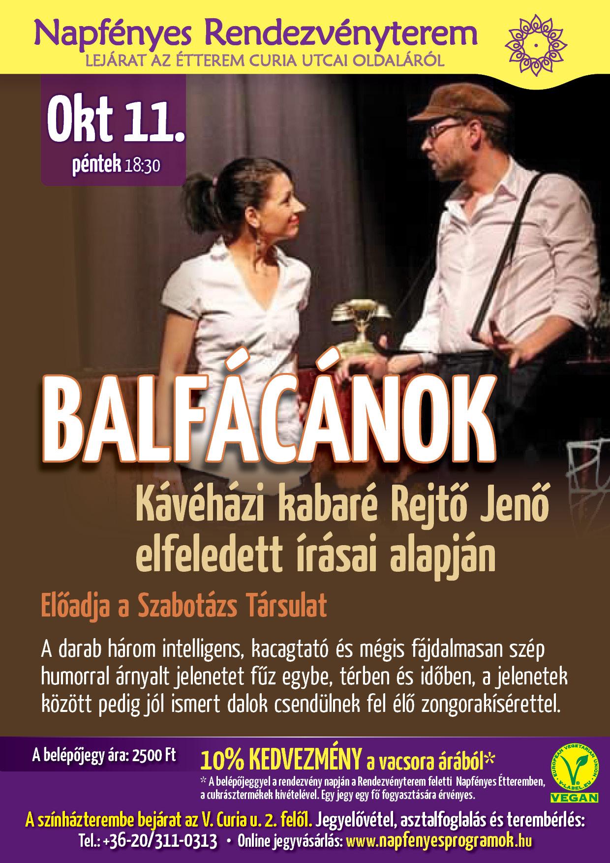 Balfacanok A4