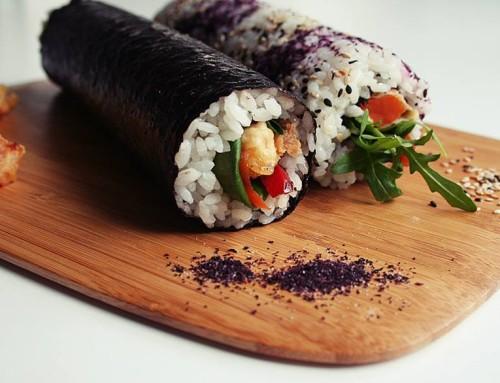 Kezdő vegán sushi tanfolyam