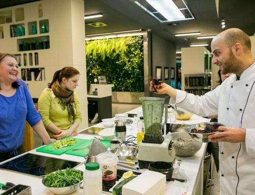 Nyers vegán ételkészítő workshop