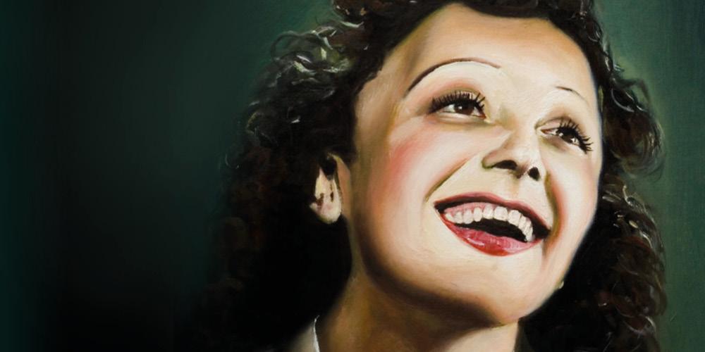 Bonjour, Piaf 2019 02 23
