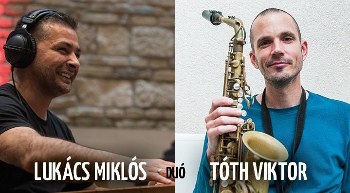 Tóth Viktor – Lukács Miklós Duó: Szemed kincse